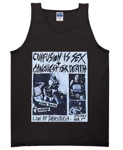 confusion is sex tanktop BC19