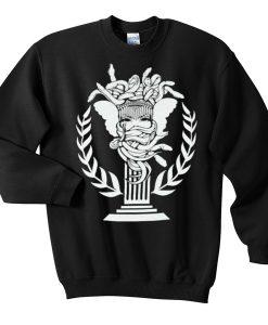 crooks and castles sweatshirt BC19