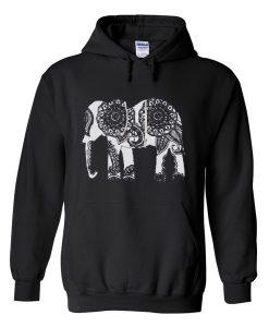 elephant hoodie BC19