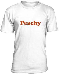 peachy T-Shirt BC19