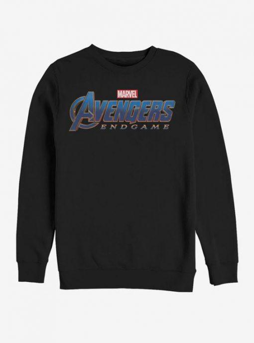 Marvel Avengers: Endgame Logo Sweatshirt