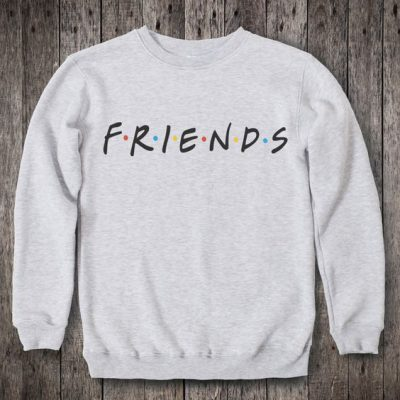 Friends TV Show Clothing Friends TV Show Sweatshirt