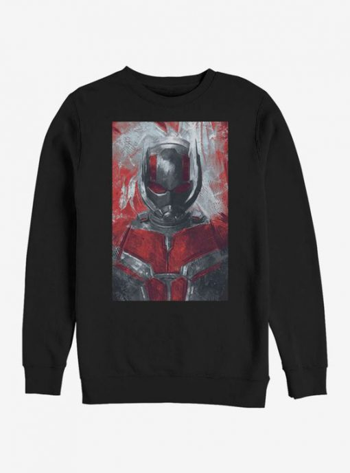 Marvel Avengers Endgame Ant-Man Painted Sweatshirt