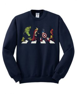Avenger Road Sweatshirt