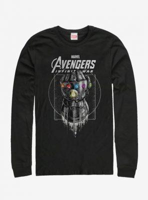 Marvel Ancient Gauntlet Long-Sleeve T-Shirt