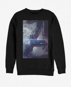 Marvel Avengers: Endgame Poster Sweatshirt
