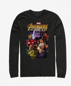 Marvel Original Cover Long-Sleeve T-Shirt