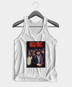 ACDC Hard Rock Band Man's Tank Top BC19