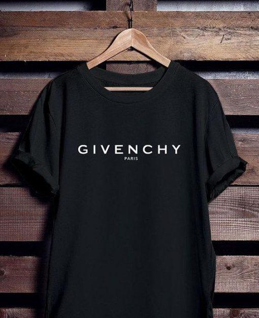 GIVENCHY Paris T-Shirt BC19
