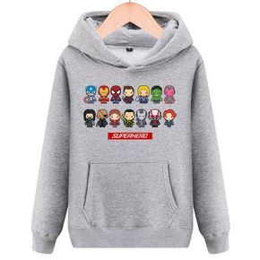 avengers character hoodie Bc19