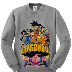 dragon ball swearshirt BC19