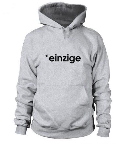 einzige hoodie bc19