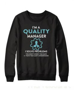 quality sweatshirt