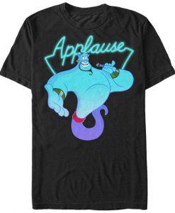 Aladdin Genie Applause T-Shirt ZK01