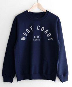 Best Coast Sweatshirt SN01