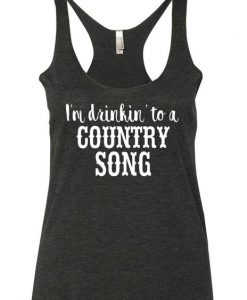 Country Song Tanktop ZK01