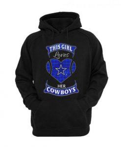 Cowboys Hoodie SN01