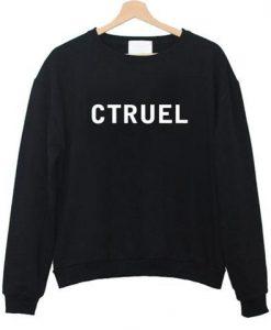 Ctruel sweatshirt SN01