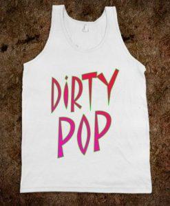Dirty Pop Tanktop ZK01