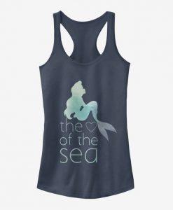 Disney Ariel Heart of Sea Girls Tank EC01
