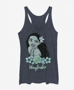 Disney Moana Wayfinder Girls Tank Top EC01