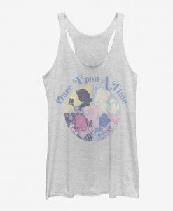 Disney Princess Once Upon a Time Girls Tanks EC01
