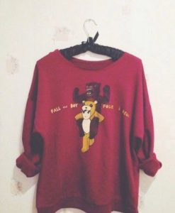 Fall Out Boy Sweatshirt ZK01