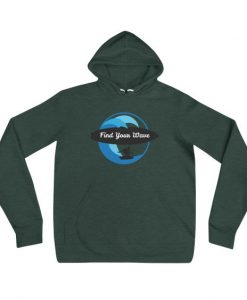 Find Your Wave Hoodie SN01