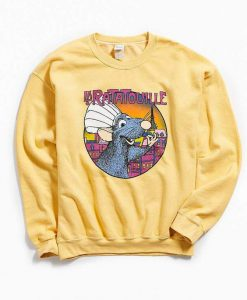 Ratatouille Sweatshirt SN01