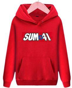 SUM41 Hoodie ZK01