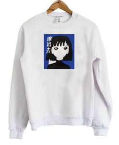 Sailor Moon Sweatshirt AD01