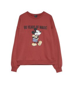 Sudadera Mickey Mouse Sweatshirt SN01
