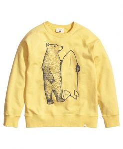 Surf Polar Bear Sweatshirt SN01