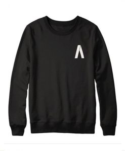 The A Cutie Hot Sweatshirt SN01