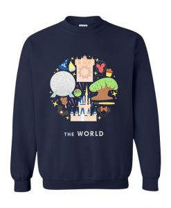 The World Sweatshirt SN01