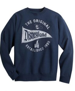 The original disneyland Sweatshirt SN01