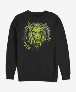 Tribal Scar Sweatshirt SN01