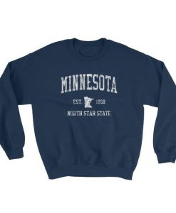 Vintage Minnesota Sweatshirt AD01