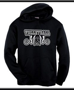 Volleyball Mom Hoodie ZK01