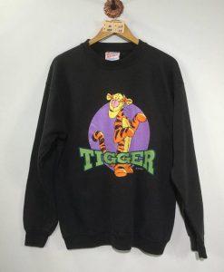 Walt Disney Tiger Cartoon Sweatshirt SN01