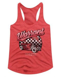 Warrant Band Tanktop ZK01