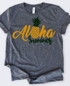 Aloha Summer Tshirts EC01