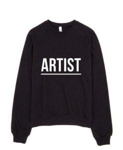 Artist sweatshirt EC01