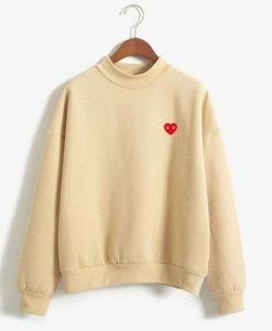 Cheerful Heart Sweatshirt AD01