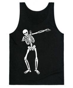 Dabbing Skeleton Tanktop ZK01