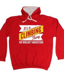 It's A Climbing Hoodie EC01