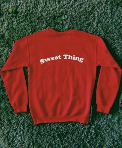 Sweet Thing Sweatshirt AD01