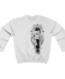 White Yangire Sweatshirt EC01