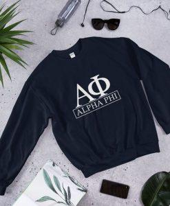 Alpha Phi Sweatshirt SN01
