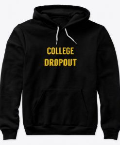 College Dropout Hoodie SN01College Dropout Hoodie SN01